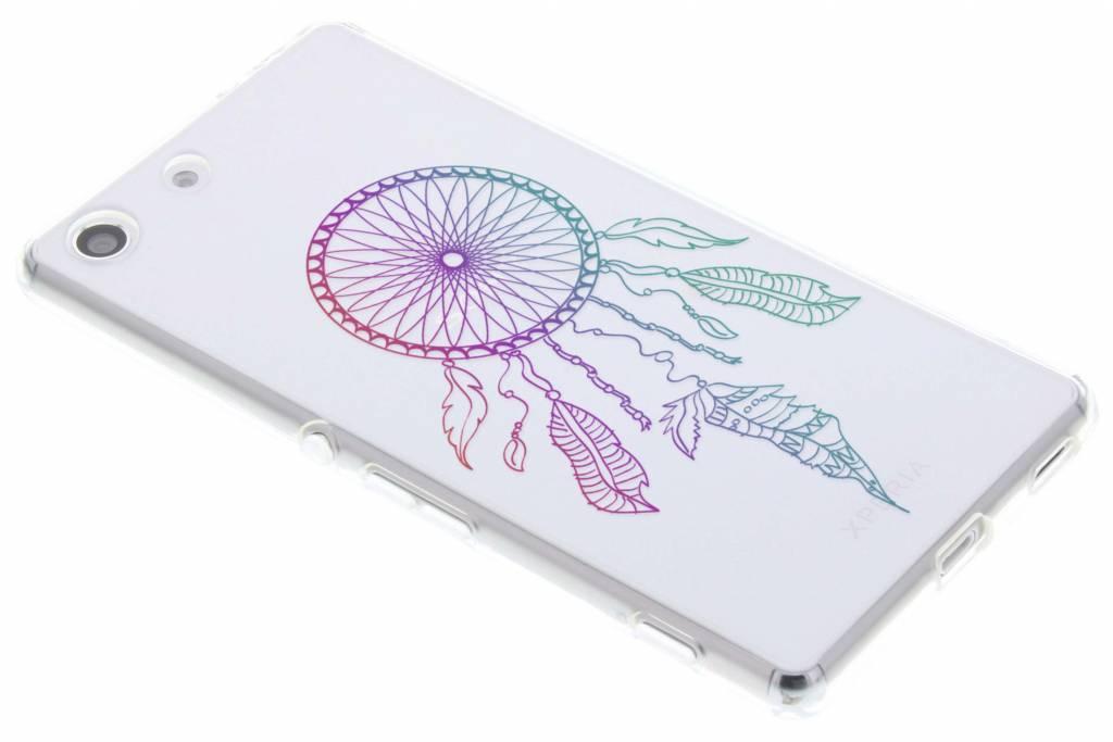 Rêve Receveur Manches De Type Livre Tpu Design Pour Le Sony Xperia Xz / Xzs EHFEmk