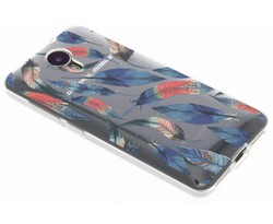 Ibiza feather case General Mobile 4G / GM5