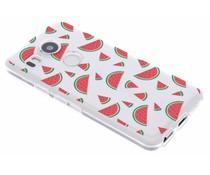 Transparant fruit design TPU hoesje LG Nexus 5X