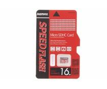 REMAX Speed Flash Micro SDHC Card - 16GB