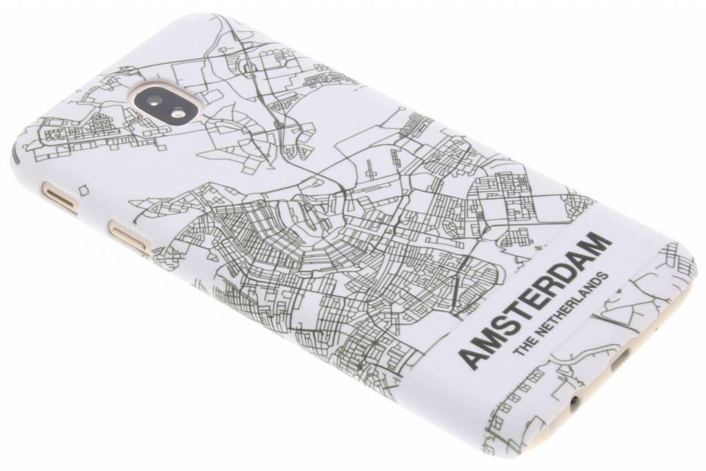 Amsterdam design hardcase hoesje voor de Samsung Galaxy J7 (2017)