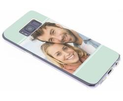 Ontwerp uw eigen Samsung Galaxy S8 gel hoesje (bedrukt)