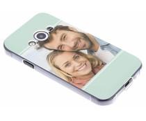 Ontwerp uw eigen Samsung Galaxy Xcover 3 gel hoesje (bedrukt)