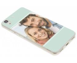 Ontwerp uw eigen Huawei Y6 gel hoesje (bedrukt)