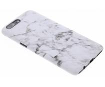Marmer look hardcase hoesje OnePlus 5