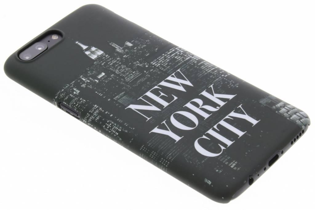 New York design hardcase hoesje voor de OnePlus 5