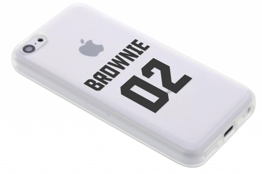 BFF Brownie Love TPU hoesje voor de iPhone 5c