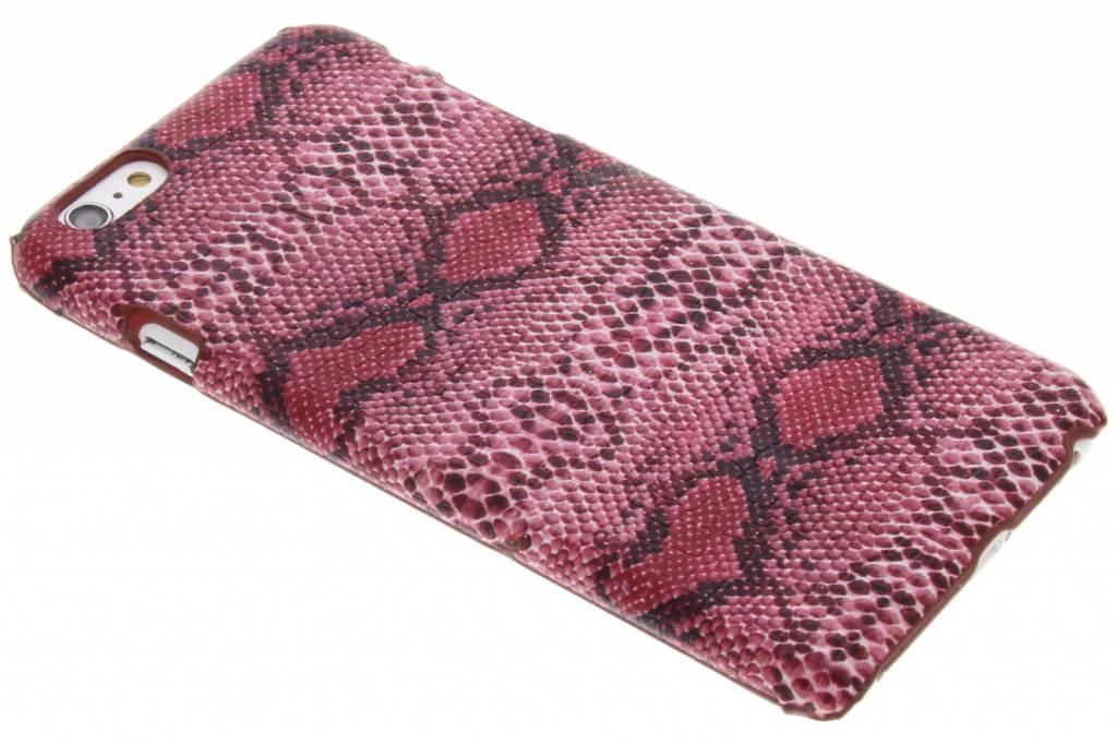 Rode slangen design hardcase hoesje voor de iPhone 6(s) Plus
