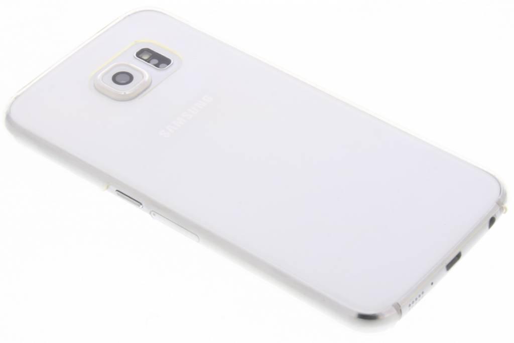 Transparante hardcase voor de Samsung Galaxy S6