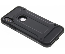 Zwart Rugged Xtreme Case iPhone X