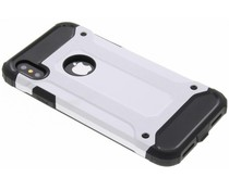 Zilver Rugged Xtreme Case iPhone X