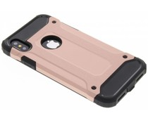 Rosé Goud Rugged Xtreme Case iPhone X
