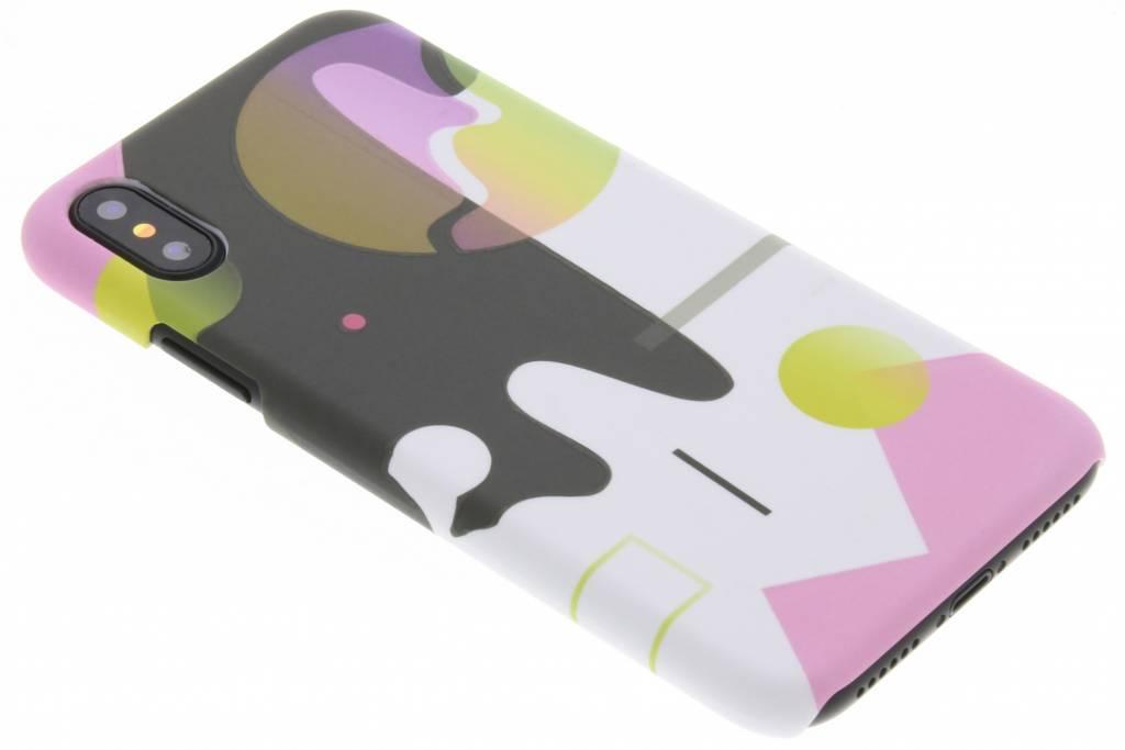 Art design hardcase hoesje voor de iPhone Xs / X