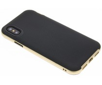 Goud TPU Protect Case iPhone X