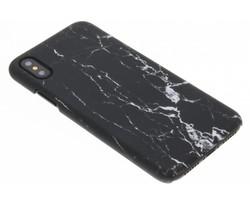 Marmer look hardcase hoesje iPhone X