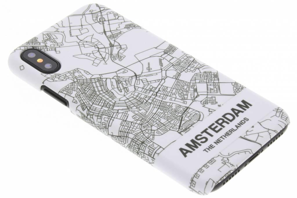 Amsterdam design hardcase hoesje voor de iPhone Xs / X