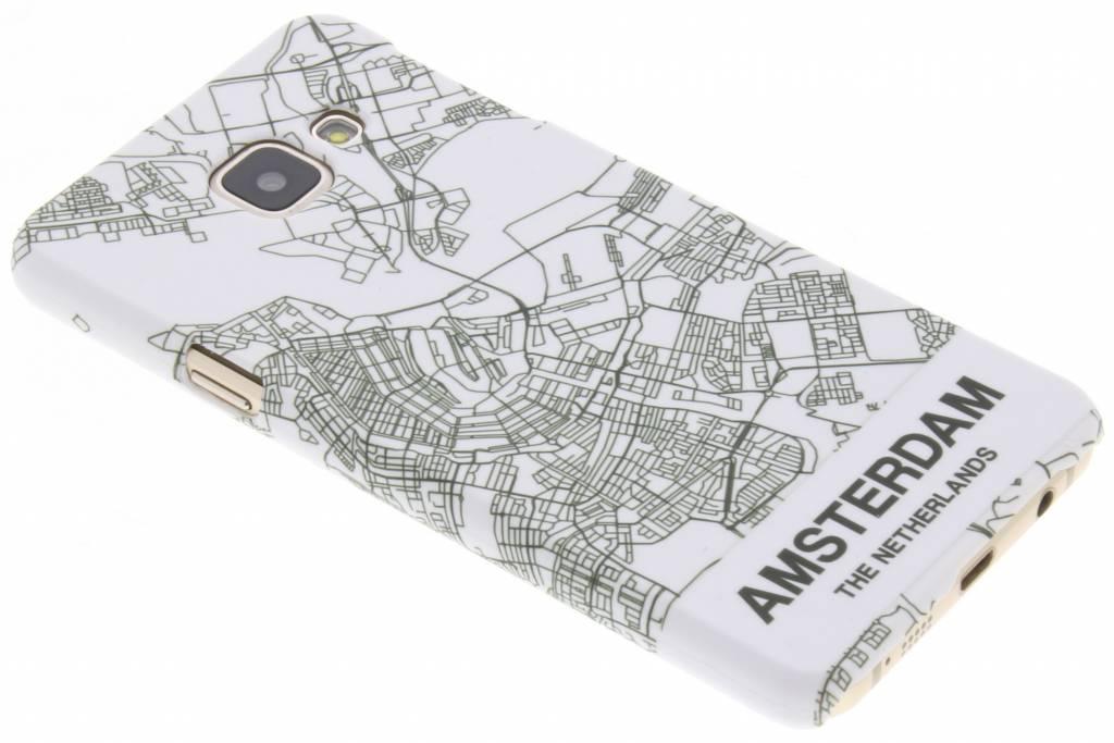 Amsterdam design hardcase hoesje voor de Samsung Galaxy A3 (2016)