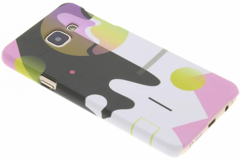 Art design hardcase hoesje voor de Samsung Galaxy A3 (2016)