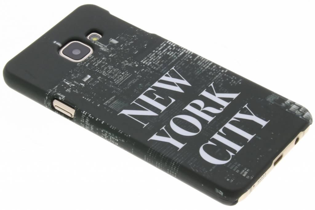 New York design hardcase hoesje voor de Samsung Galaxy A3 (2016)
