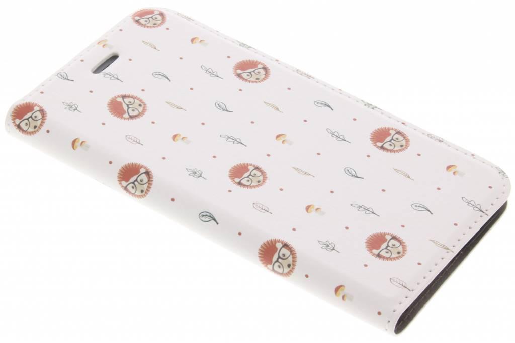 Egel Dieren Design Booklet voor de iPhone 6 / 6s