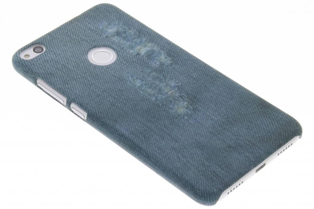 Jeans design hardcase hoesje voor de Huawei P8 Lite (2017)