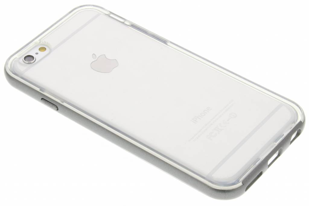 Grijze bumper TPU case voor de iPhone 6 / 6s