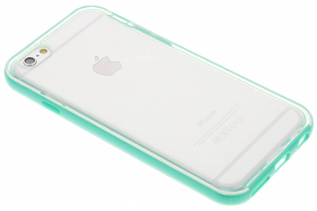 Groene bumper TPU case voor de iPhone 6 / 6s