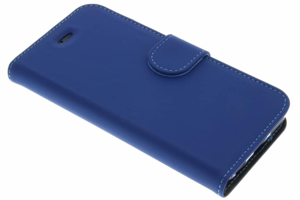 Porte-monnaie Bleu Livret De Tpu Pour Huawei S'accoupler 9 BOU9T