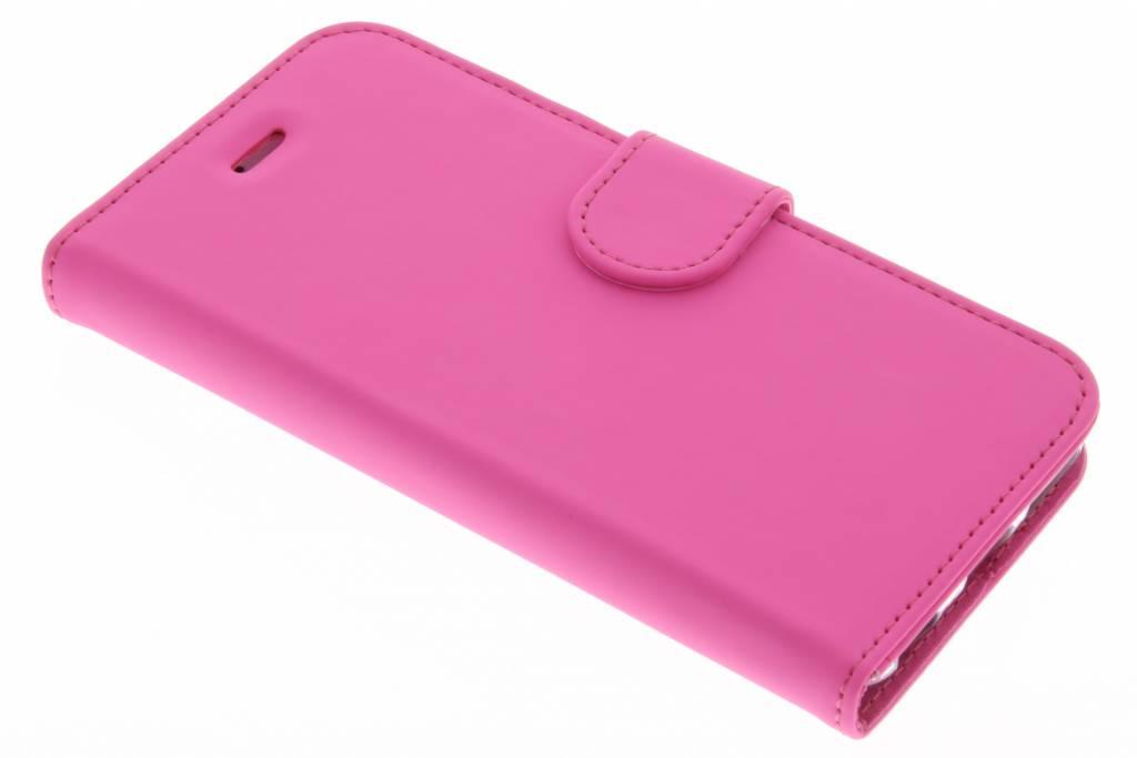 Accezz Wallet TPU Booklet voor de iPhone 6 / 6s - Roze