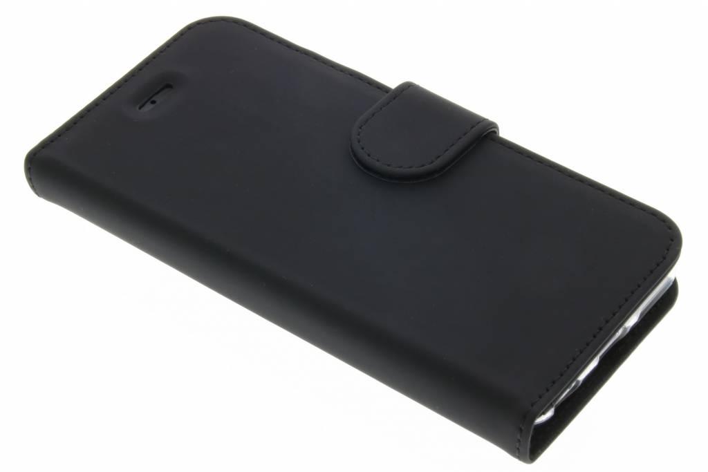 Accezz Wallet TPU Booklet voor de iPhone 6 / 6s - Zwart