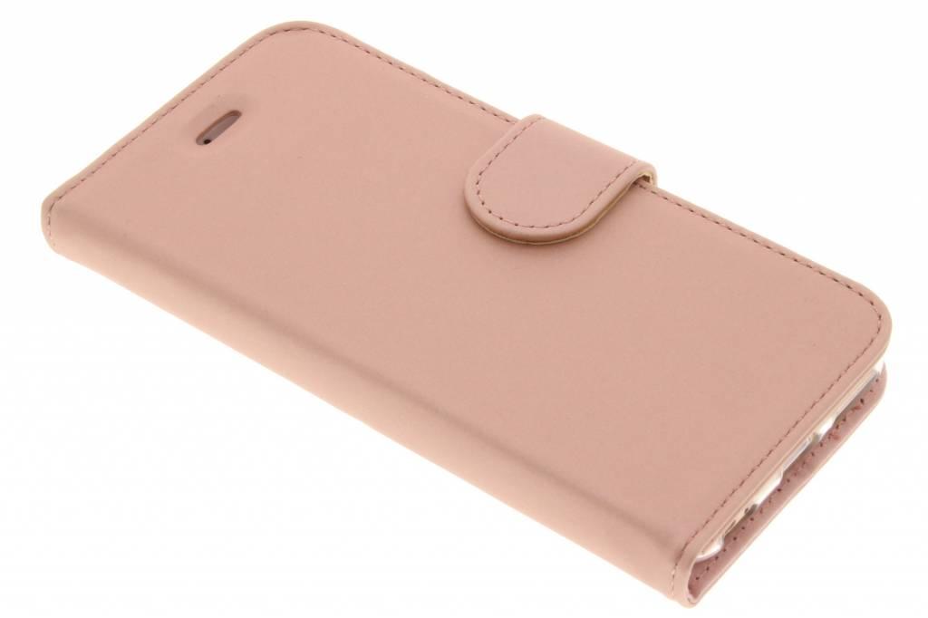 Accezz Wallet TPU Booklet voor de iPhone 6 / 6s - Rose Gold