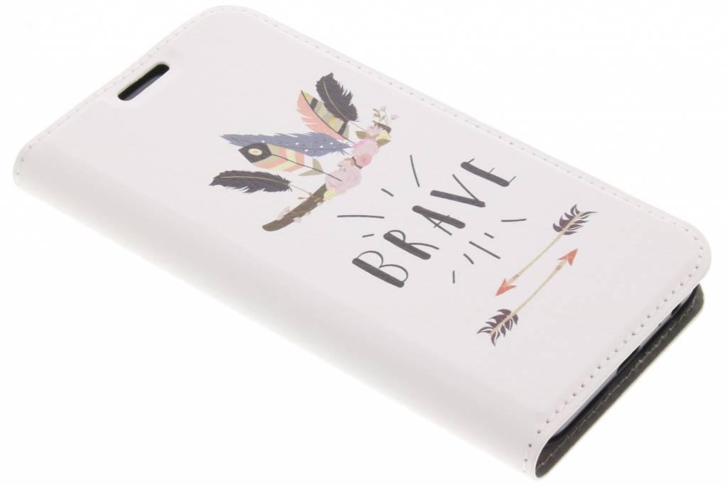 Brave Design Booklet voor de Samsung Galaxy A3 (2017)