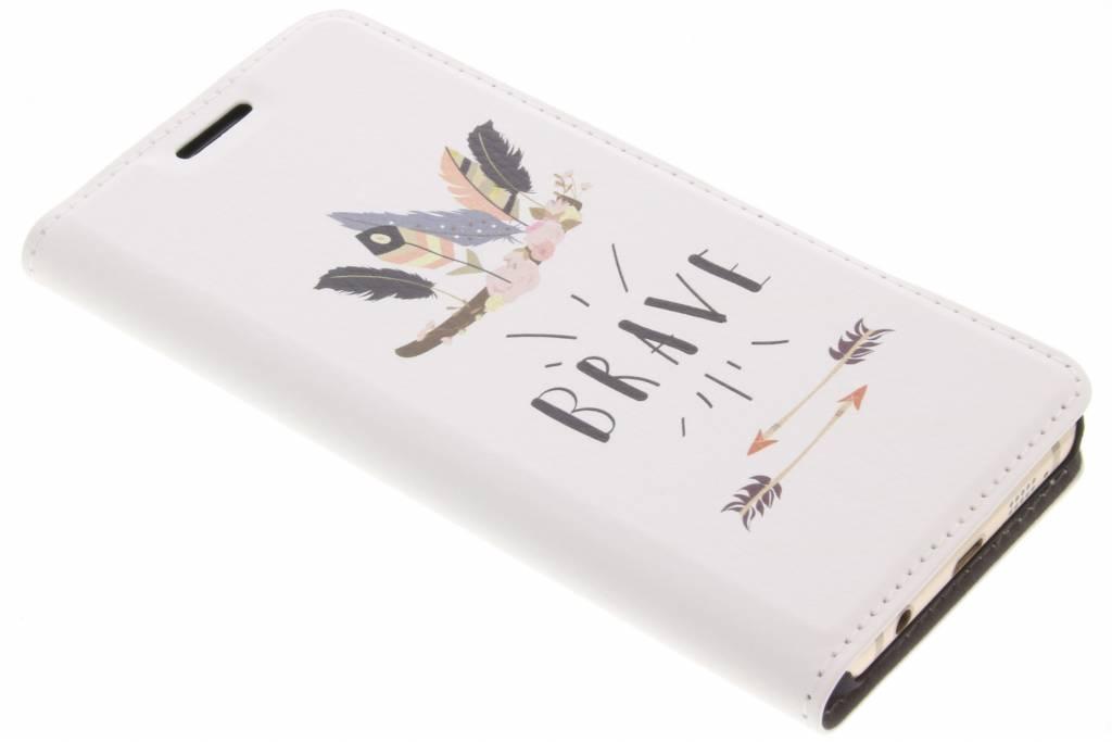 Brave Design Booklet voor de Samsung Galaxy A3 (2016)