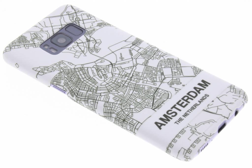Amsterdam design hardcase hoesje voor de Samsung Galaxy S8