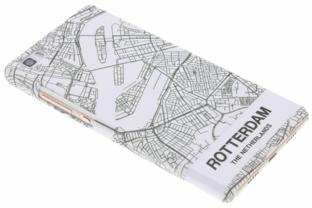 Rotterdam design hardcase hoesje voor de Huawei P8 Lite