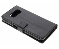 Zwart TPU Bookcase Samsung Galaxy S8 Active