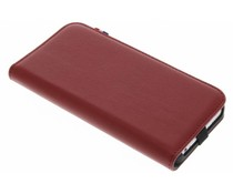 Decoded Leather Wallet Case iPhone 6 / 6s - Rood
