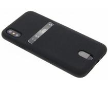 TPU siliconen card case iPhone X