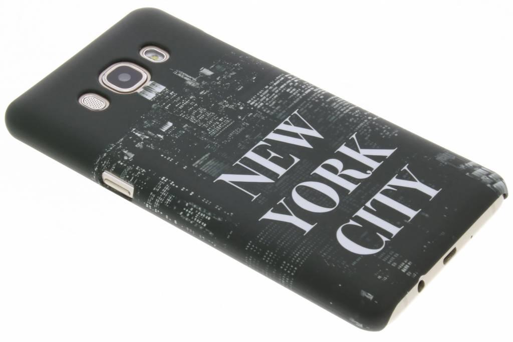 New York design hardcase hoesje voor de Samsung Galaxy J5 (2016)