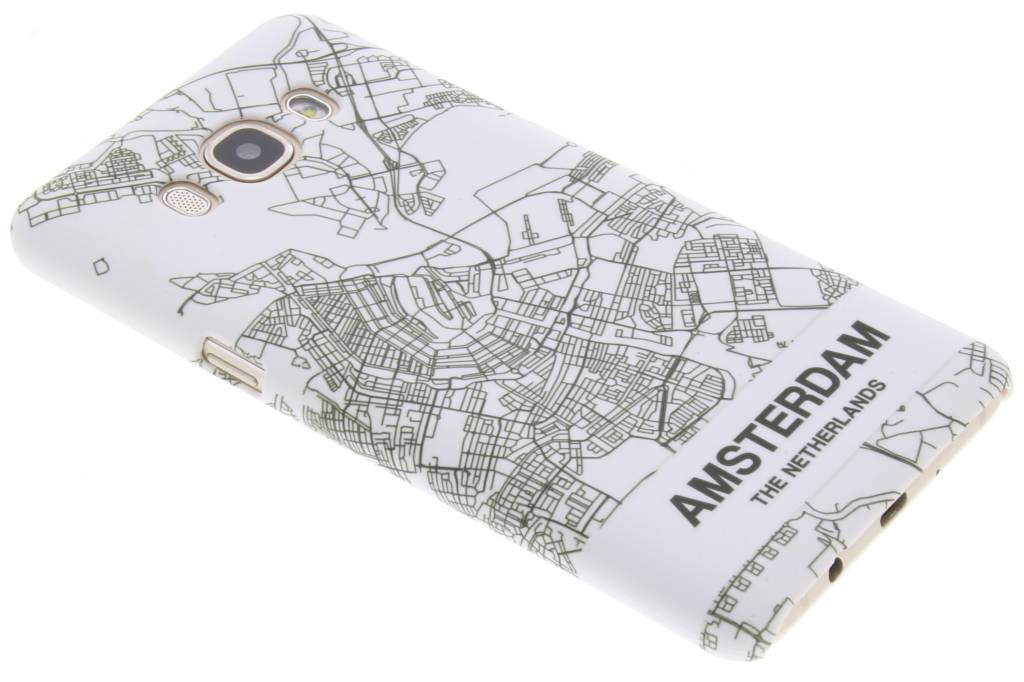 Amsterdam design hardcase hoesje voor de Samsung Galaxy J5 (2016)