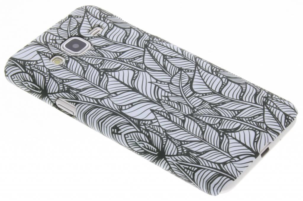 Feathers design hardcase hoesje voor de Samsung Galaxy J3 / J3 (2016)