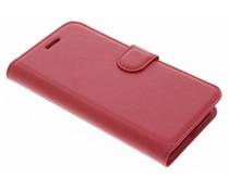 Litchi Booktype Hoes Xiaomi Redmi 4X