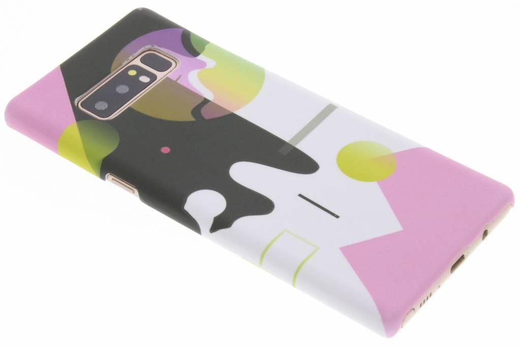 Art design hardcase hoesje voor de Samsung Galaxy Note 8