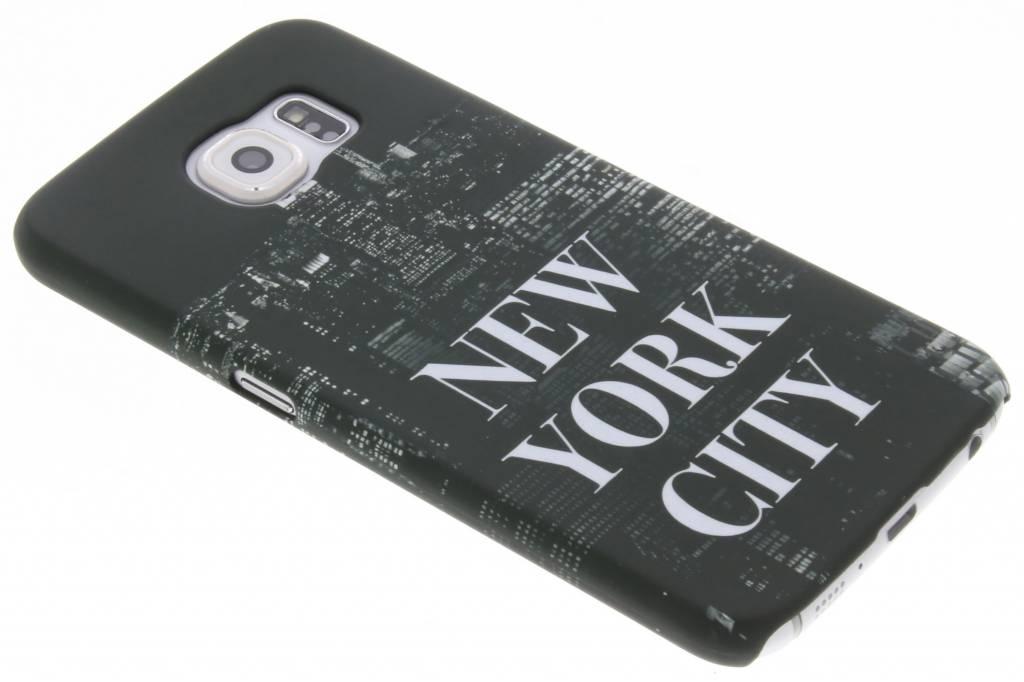 New York design hardcase hoesje voor de Samsung Galaxy S6