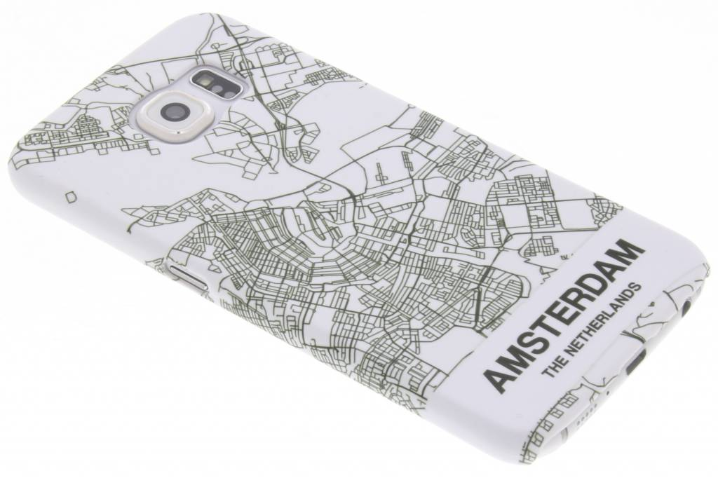 Amsterdam design hardcase hoesje voor de Samsung Galaxy S6