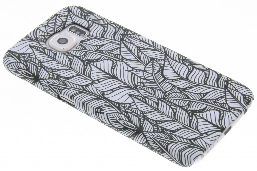 Feathers design hardcase hoesje voor de Samsung Galaxy S6