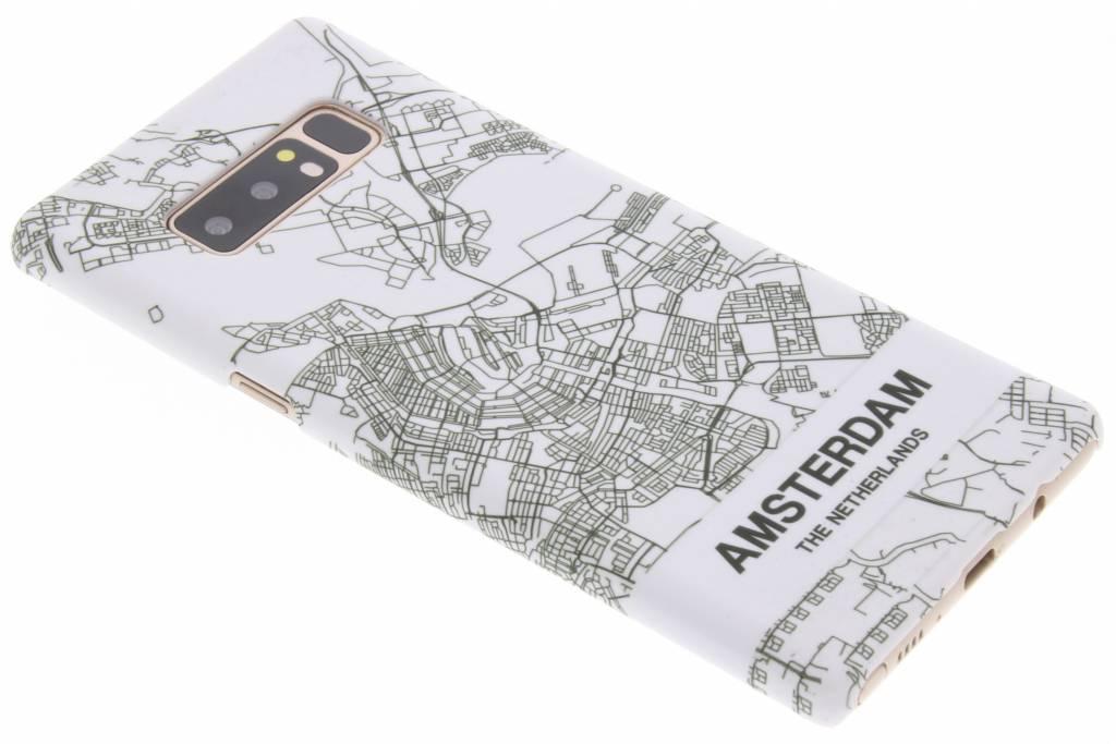 Amsterdam design hardcase hoesje voor de Samsung Galaxy Note 8