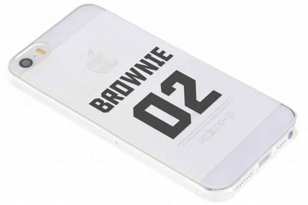 BFF Brownie Love TPU hoesje voor de iPhone 5 / 5s / SE