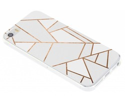 Design TPU hoesje iPhone 5 / 5s / SE