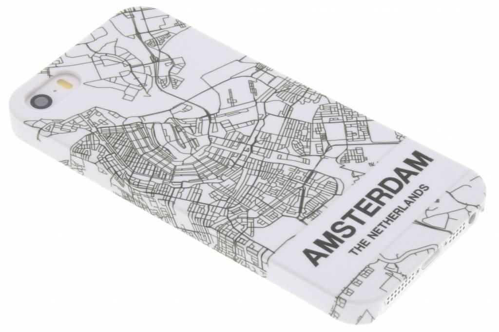 Amsterdam design hardcase hoesje voor de iPhone 5 / 5s / SE